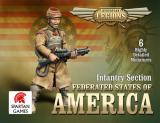 Federated States Of America Federal Infantry Section