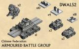 Chinese Federation Armoured Battle Group 2.0