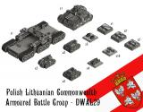 PLC Armoured Battle Group