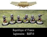 Legionnaires Infantry Section