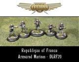 Armoured Marines Infantry Section