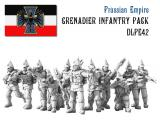 Prussian Empire Infantry Pack