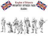 Kingdom of Brittania Command Pack