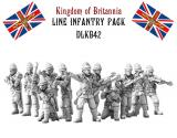 Kingdom of Brittania Infantry Pack