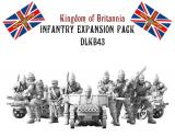Kingdom of Brittania Infantry Expansion