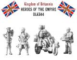 Kingdom of Brittania Heroes Pack