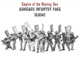 Empire Of The Blazing Sun Ashigaru Infantry Set