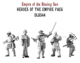 Empire Of The Blazing Sun Heroes of the Empire Set
