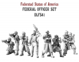 Federated States Of America Infantry Officer Set
