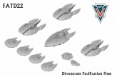 The Directorate Pacification Fleet