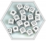 Halo: Fleet Battles Command Dice Pack