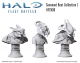 HF - Covenant Heroes & Commanders Set 1