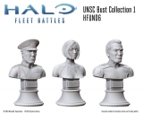 HF - UNSC Heroes & Commanders Set 1