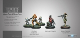 Dire Foes Mission Pack 6. Defiant Truth (Yu Jing vs Haqqislam) Leila Sharif, Xi
