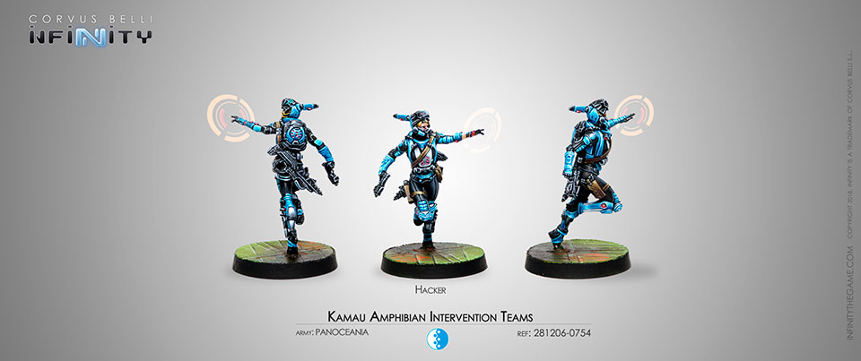 Kamau Amphibian Intervention Teams (Hacker)