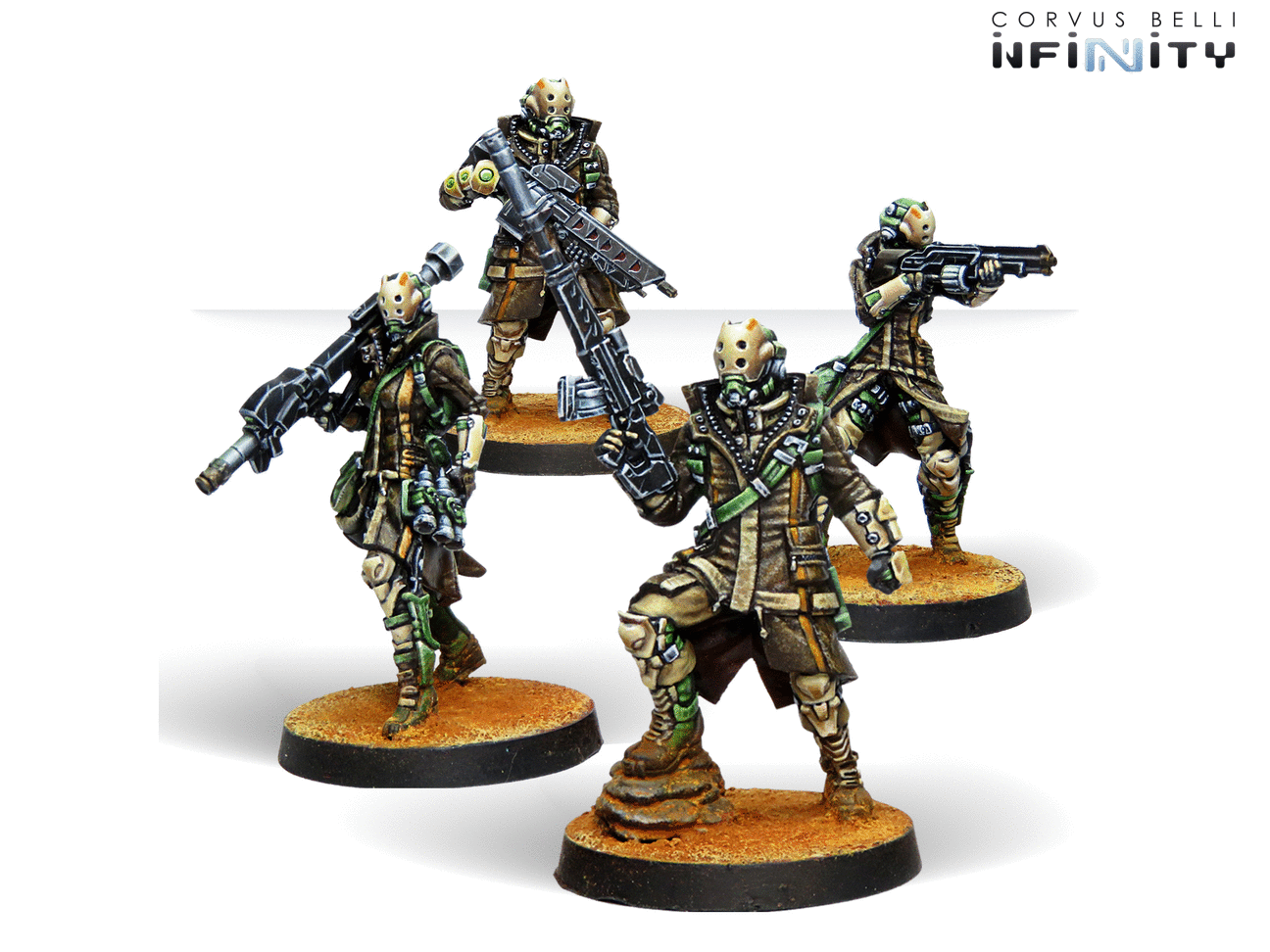 Zhayedan Intervention Troops
