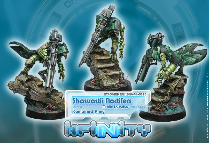 Tactical domain Noctifer (Missile launcher)
