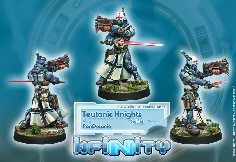 Teutonic Knights (Spitfire)