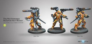 Yan Huo Invincibles (2 Missile Launchers)